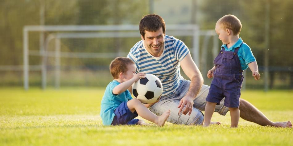 Juega con tu hijo